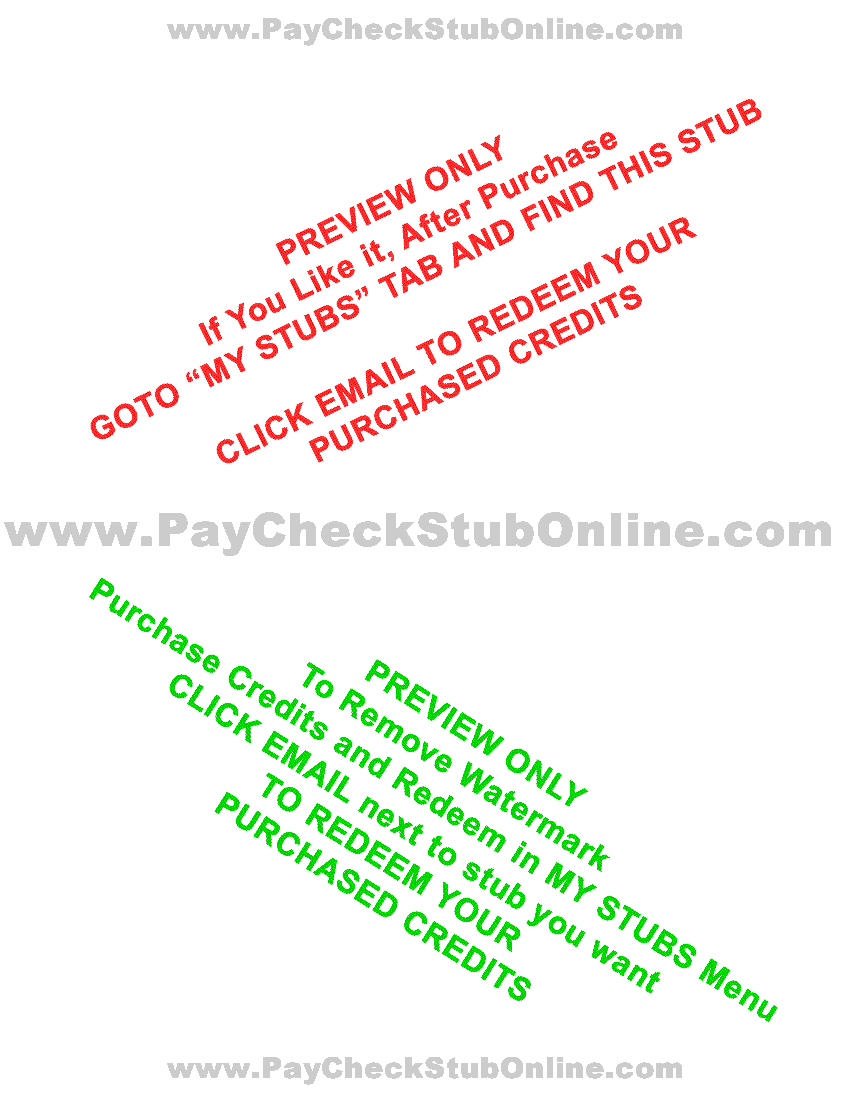 free paycheck maker